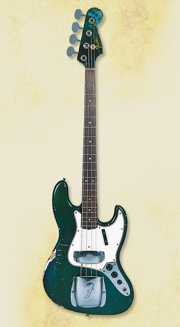how to build a stand up bass guitar