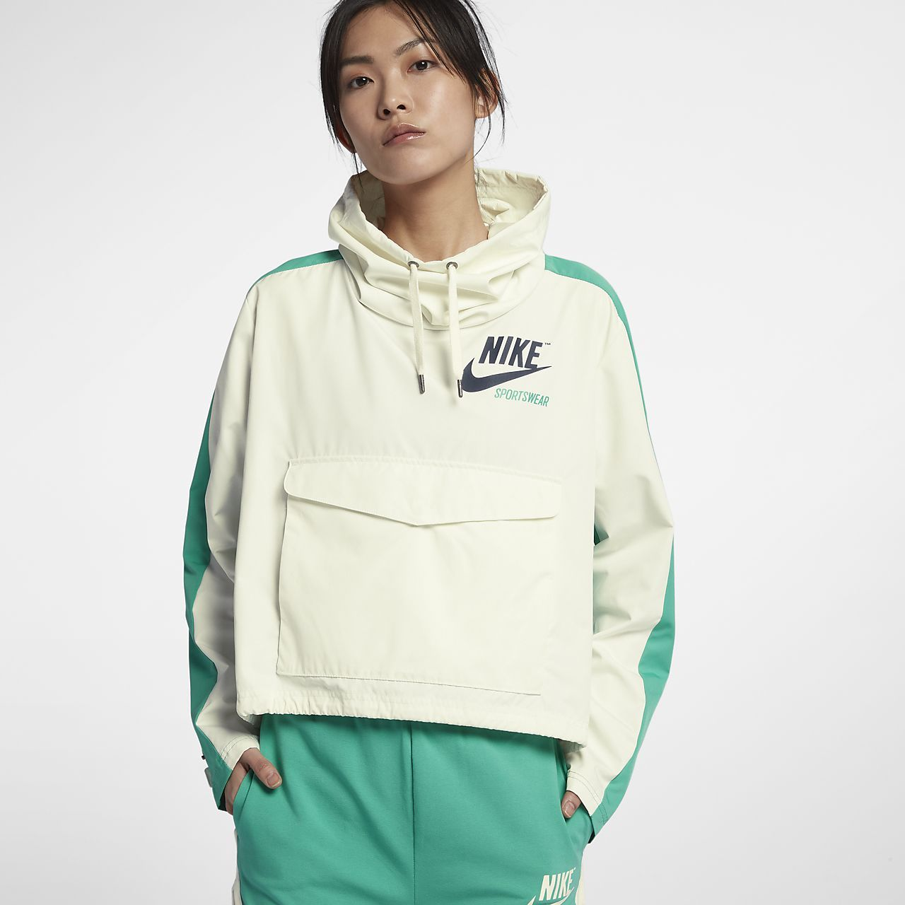05751bdef7fa Nike Sportswear Archive Women's Jacket | Want That | Jackets for ...