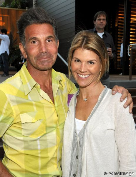 Designer Mossimo Giannulli And Actress Lori Loughlin Attend The Malibu Lumber Yard Grand Opening Held At On April 21 2009 In