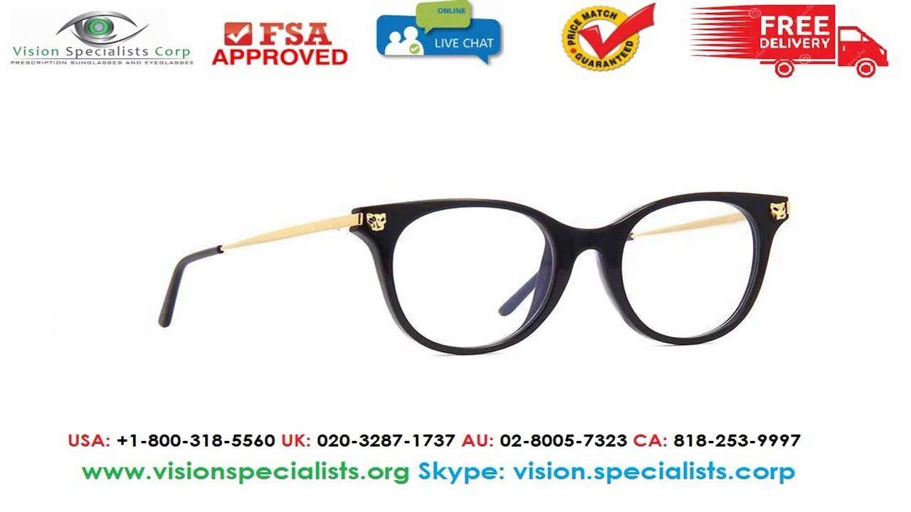 d6c9d43736 Cartier CT0031O 001 Glasses