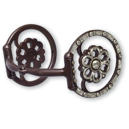 Special Offers Available Click Image Above Classic Equine Clover Center Dee Ring Snaffle Bit Classic Equine Snaffle Bit Equines