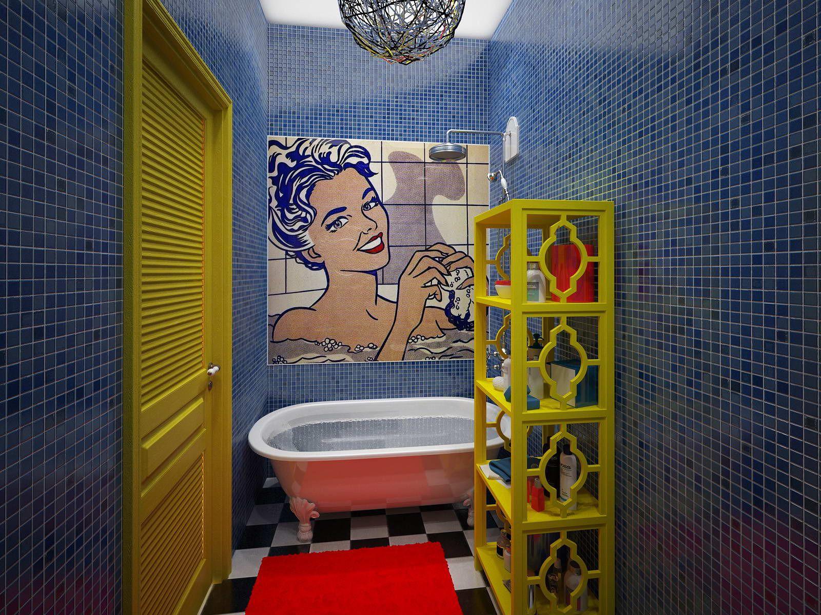 pop bathroom einrichten pinterest innenarchitektur wohnideen und wohnen. Black Bedroom Furniture Sets. Home Design Ideas