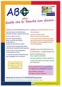 San Salvo, Seminari In-formativi ABCC