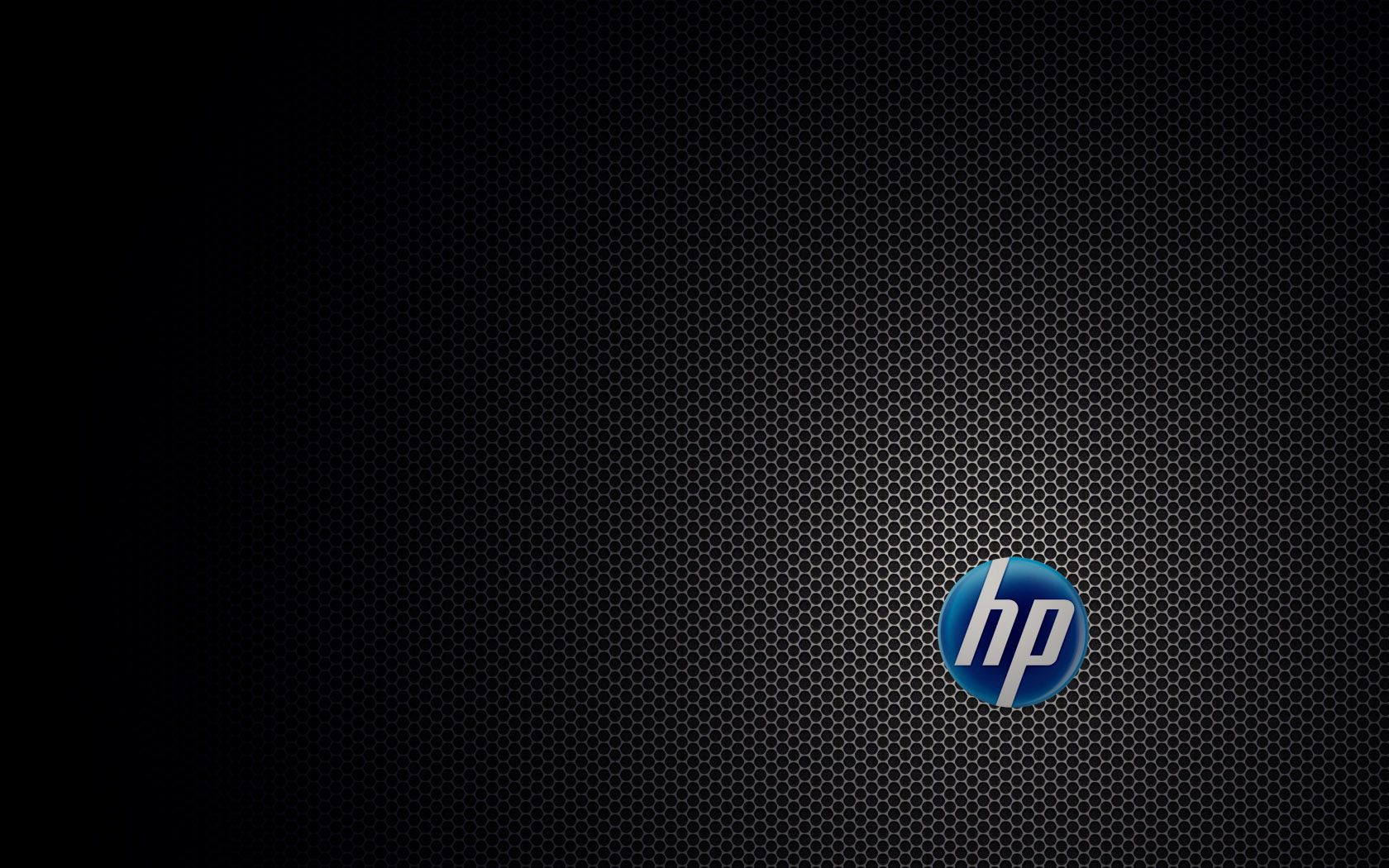 Hp Black Background Wallpaper Seni