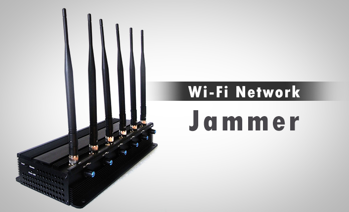 A Wireless Signal Jammer Is An Electronic Device That Used For Blocking The Wireless Signal And Wifi Signal Effectively High Signal Jammer Jammer Wifi Signal