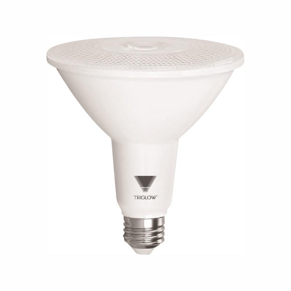 Triglow 100 Watt Equivalent Par38 Dimmable 1 050 Lumens Led Light Bulb T97219 Light Bulb Dimmable Led Lights Bulb