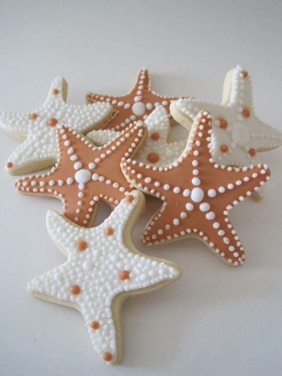 Starfish Cookies