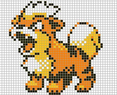 Pixel art Pokémon en 2020   Pixel art pokemon, Point de croix pokemon, Pixel art minecraft