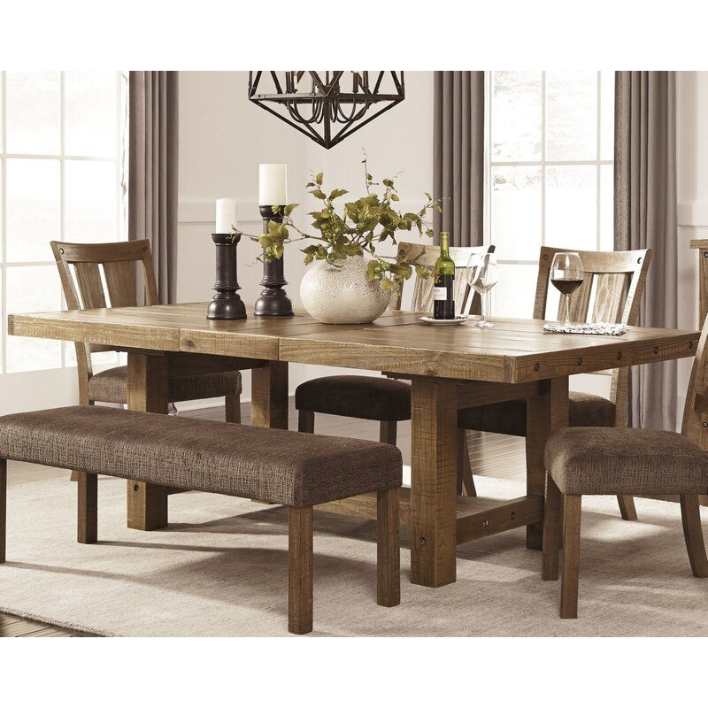 Etolin Extendable Dining Table Dining Room Table Decor Dining Room Table Dining Table In Kitchen
