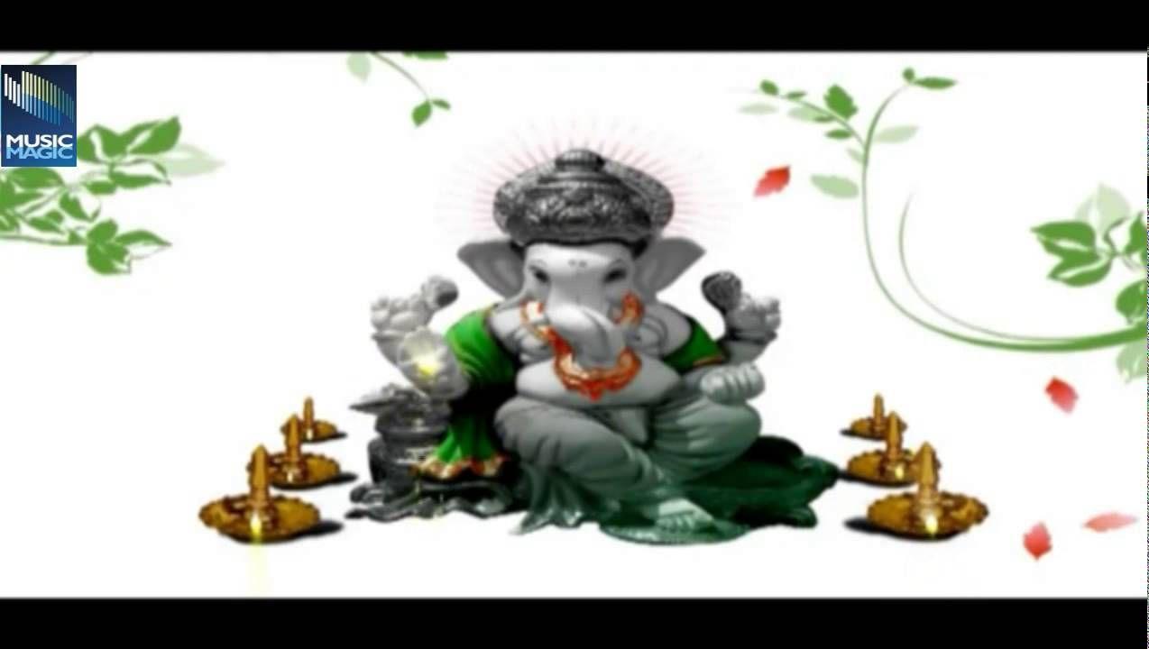 Morning Ganesh Mantra | VakraTunda Mahakaya