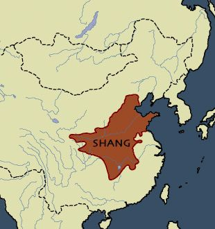 A history of China. Info on Shang dynasty.