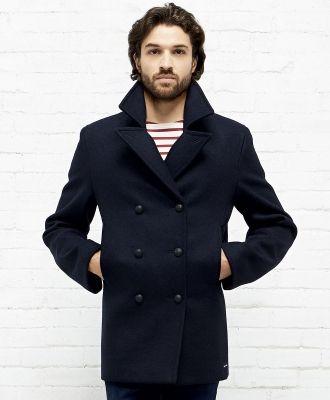 bde337ae81e Cabans Parkas Duffle-coats Homme Vêtements d esprit marin
