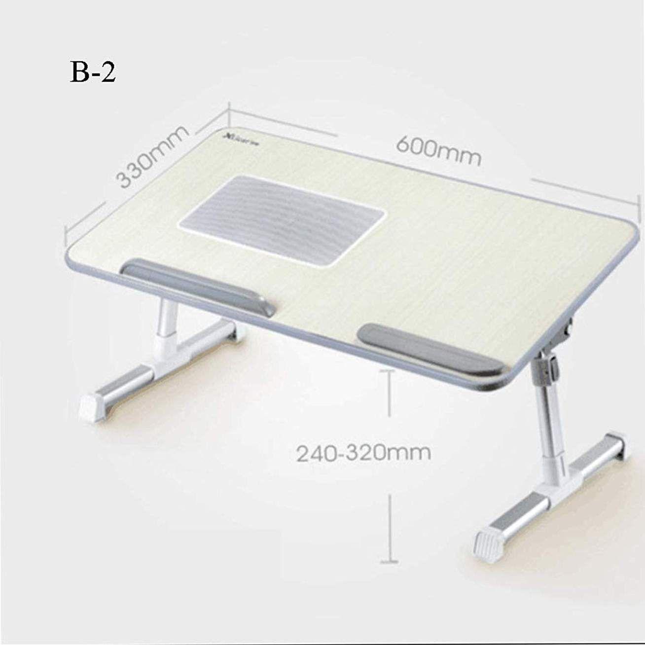 Lvfang Ordinateur Portable Aqq Table D Ordinateur Portable Table D Angle Portable Et De Hauteur Table Pour Ordinateur Portable Table D Angle Table D Ordinateur