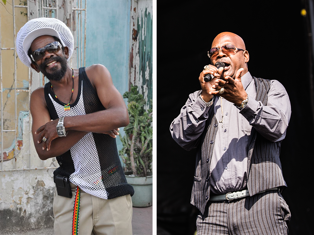 Montreal International Reggae Festival: Josey Wales, Cocoa Tea carry