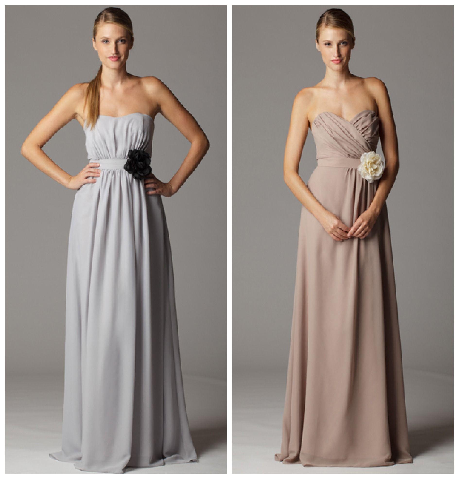 Soft & Flowy Bridesmaid Dresses | Matrimonio, Castani chiaro e Ricerca