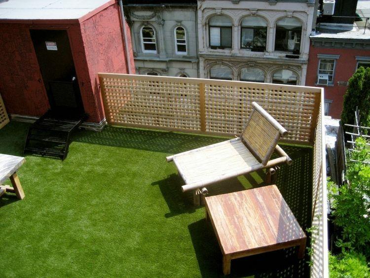 Cesped Artificial Para Balcones Y Terrazas 25 Ideas For Cesped Artificial Para Terrazas Patio Installation Backyard Patio Rooftop Garden