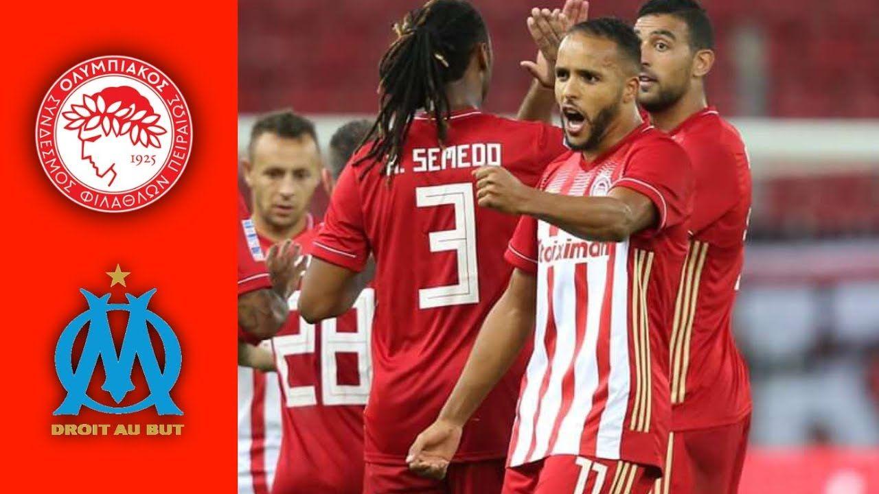 Olympiakos Vs Marseille 1 0 Highlights Matchday 1 Season 2020 2021 Marseille Football Gif Highlights