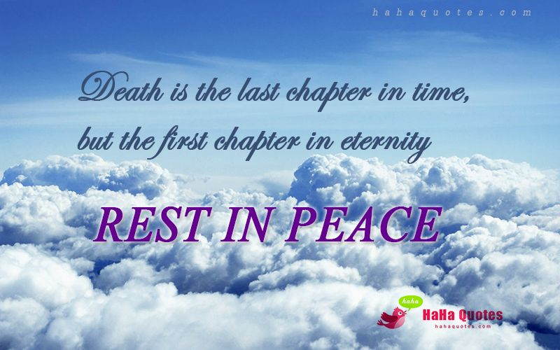 Rest In Peace Images For Facebook With Quotes