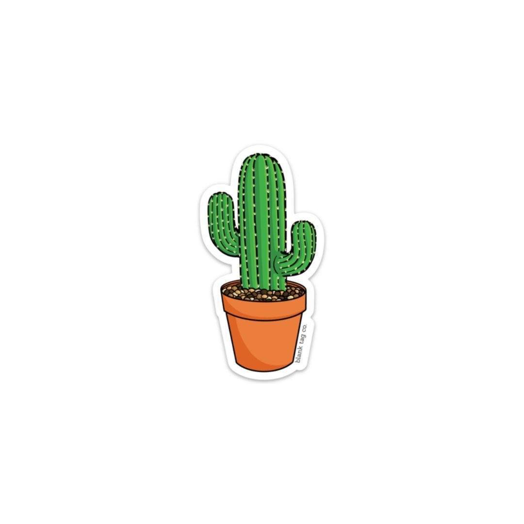 Pin By Dave Br On Instagram Cactus Stickers Diy Stickers Tumblr Stickers