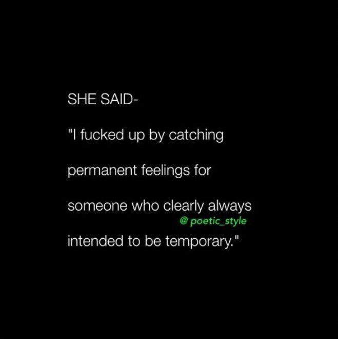 poetic_style on instagram Wonderful poet He say/She say ...