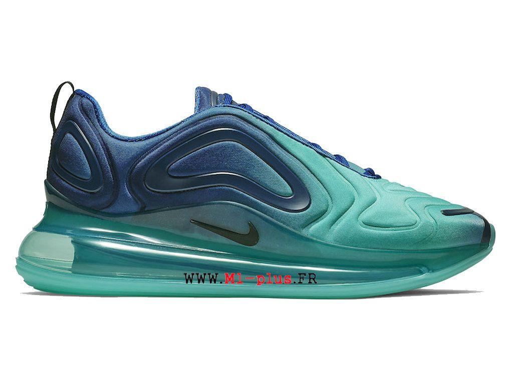 air max 720 bleu vert