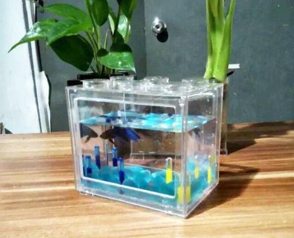 Hot Sale Wholesale Factory Price Aquarium Tank Fish Fish Tank Fish Bowl Goldfish Tank