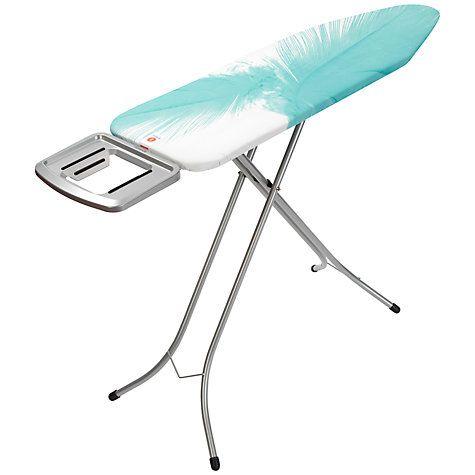 Brabantia Feathers Ironing Board L124 X W38cm Iron Rest