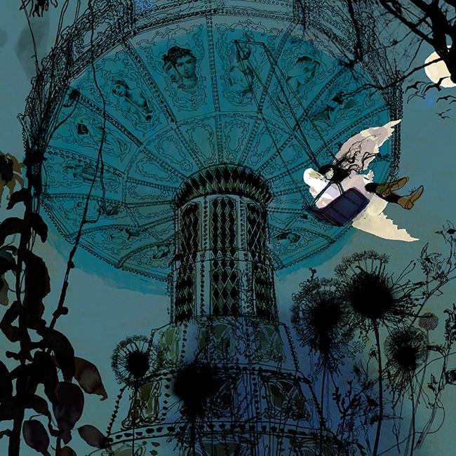 'The Pelican Thief'. Giclée Art Print by Daniel Egnéus - Arte Limited