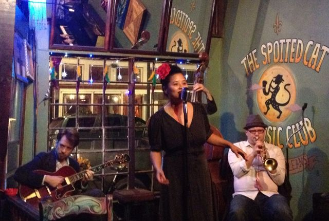 Spotted Cat - Frenchmen St - Review of The Spotted Cat ...