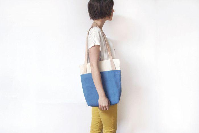 Yield Bucket Bag 2014 // Your simple, essential tote.