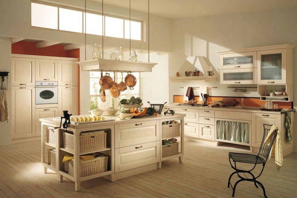 Arredare una cucina all\'americana - Isola centrale per la cucina ...