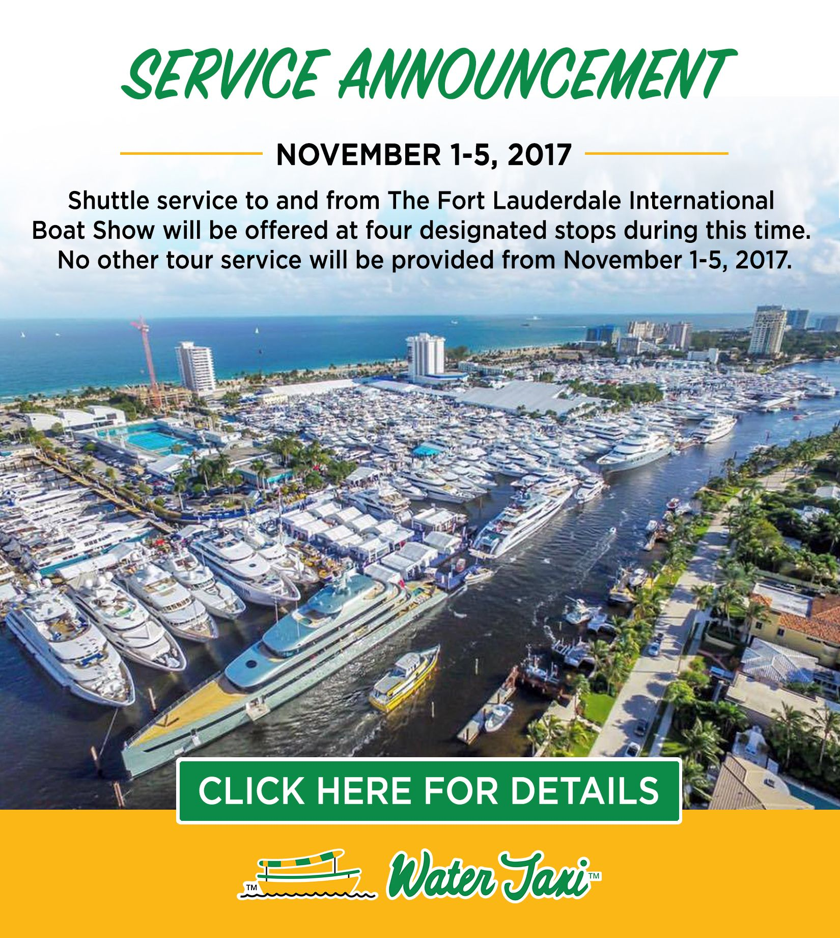 Fort Lauderdale Water Taxi Is The 1 Attraction In South Florida