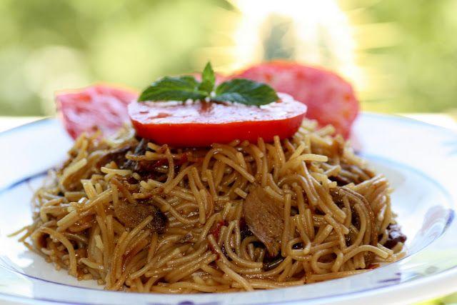 Lazy Blog: Fisotto, un risotto con fideos