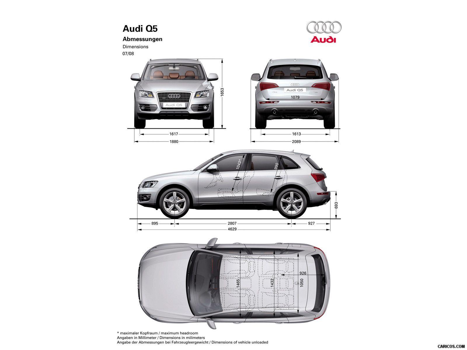 Kelebihan Audi Q5 2009 Review