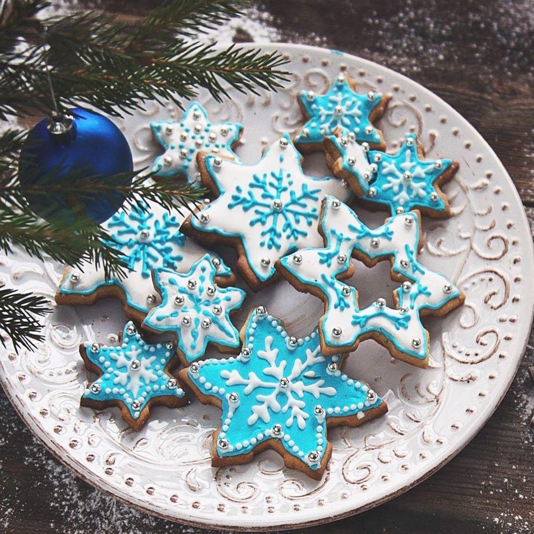 подловили звезду рождественское имбирное печенье рецепт с фото человек ест