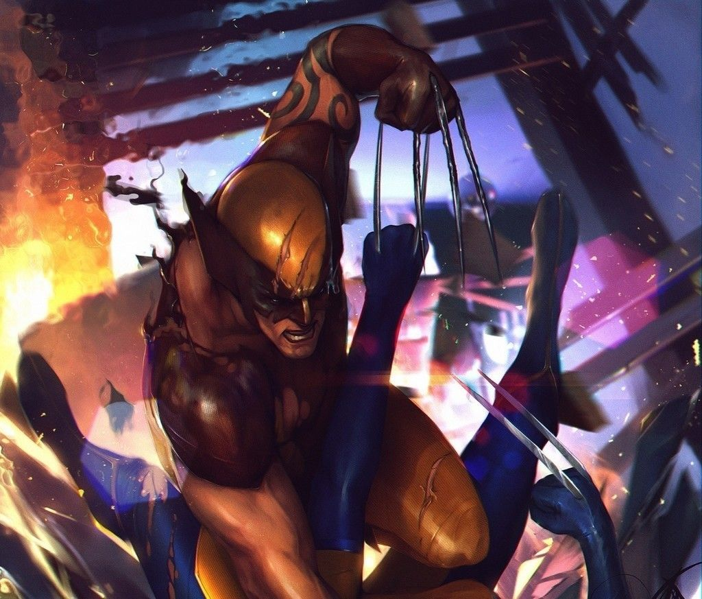 Beautiful Wallpaper Marvel Wolverine - 449e70dcf68735b28411a25ef2619064  Snapshot_1004355.jpg