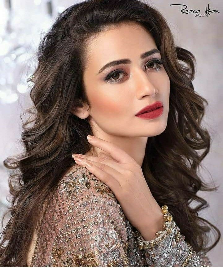 Pakistani Actress Hairstyles: Pin By Innocent Grl On Actors In 2019