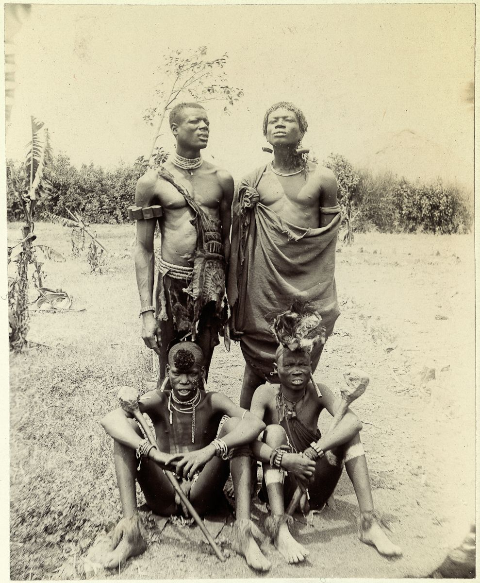 Charles William Hobley Date of Photo: 1902 Continent: Africa Geographical  Area: East Africa