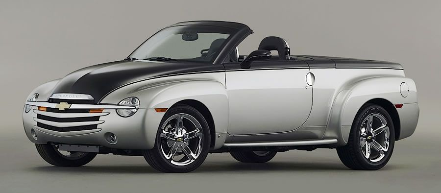 Chevrolet Ssr The Chevrolet Ssr Super Sport Roadster Is A