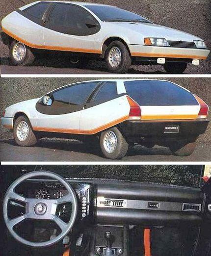 1978 Ford Megastar