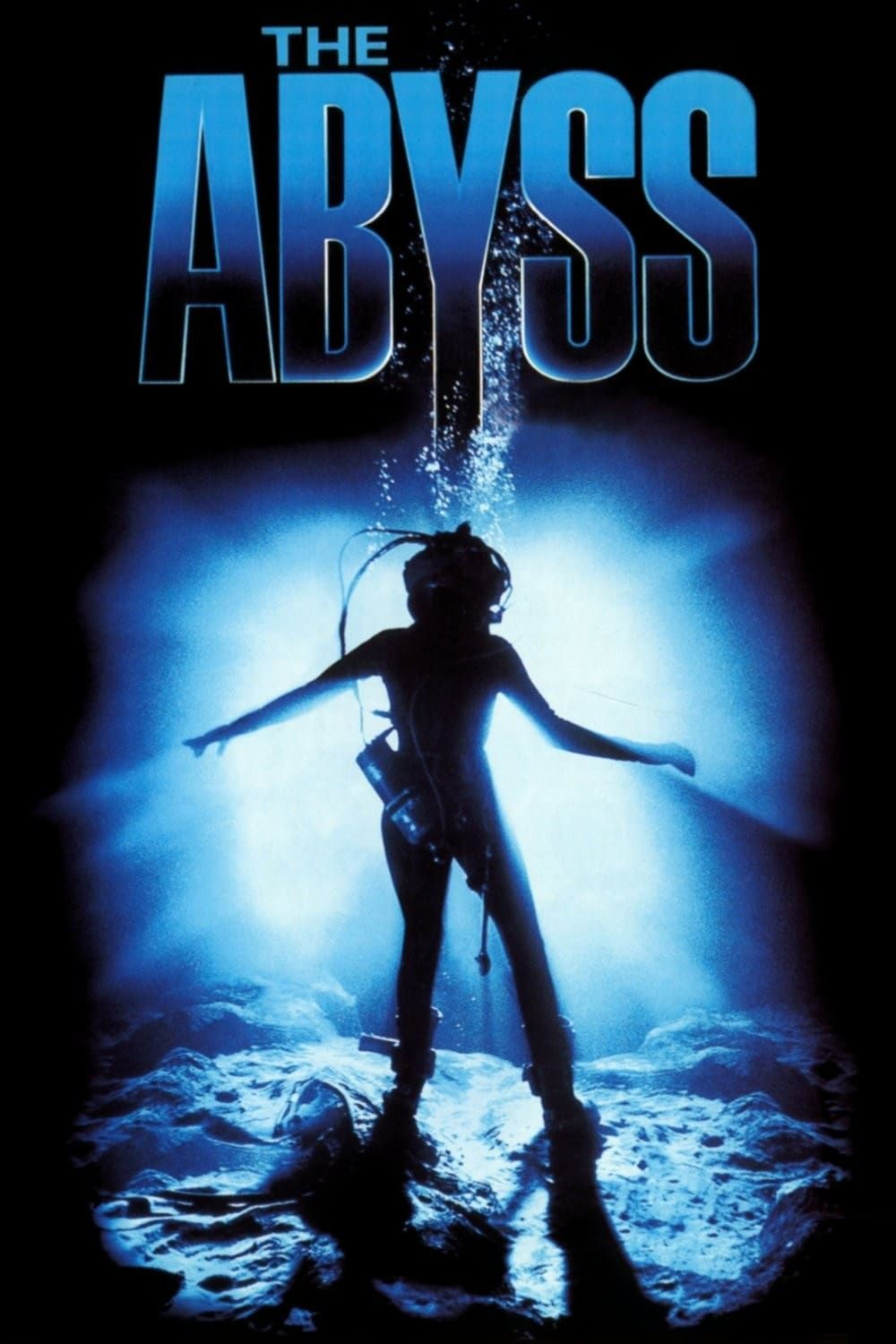 Image result for the abyss poster