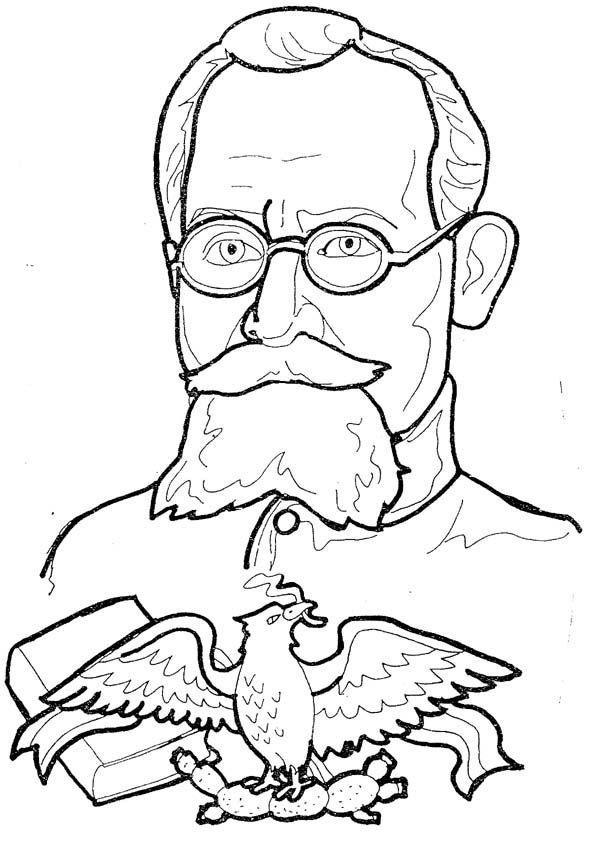 5 De Febrero Dibujo Sketches Y Mexico