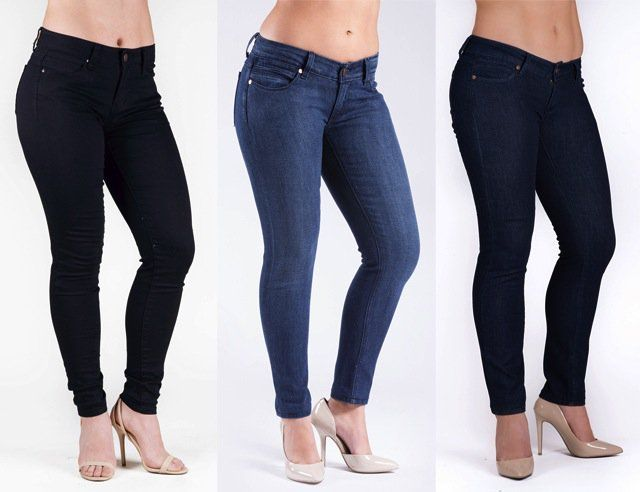 Skinny Jeans For Muscular Legs On Women Finding the perfect fitting jeans  is always a tough task on its own 3b01ff9c4