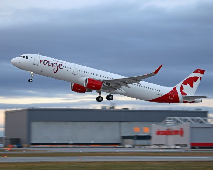 Air Canada Passenger Falls Asleep Wakes Up On Dark Empty Plane Simple Flying Air Canada Rouge How To Fall Asleep Canada