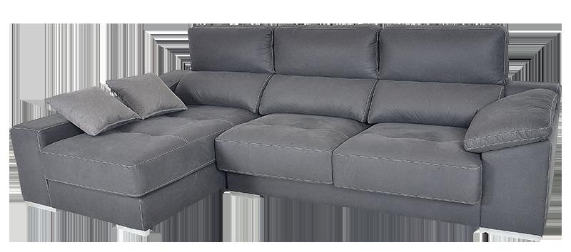 El gris es perfecto para crear un estilo n³rdico sofa
