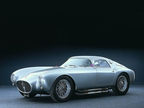 Maserati A6 Gcs Pininfarina 1954 Universitydrivingschool Classic Cars Maserati Dream Cars