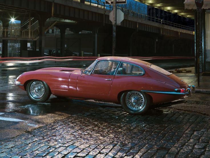 1961 Jaguar E Type Fixed Head Coupe Classic Supercar Supercars