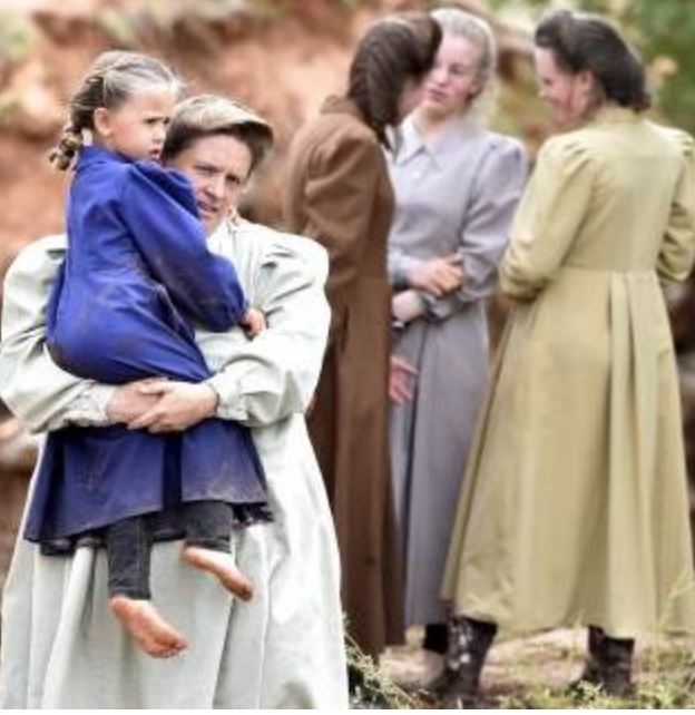 The Inbred Faithful. Polygamy And Genetics: Short Creek