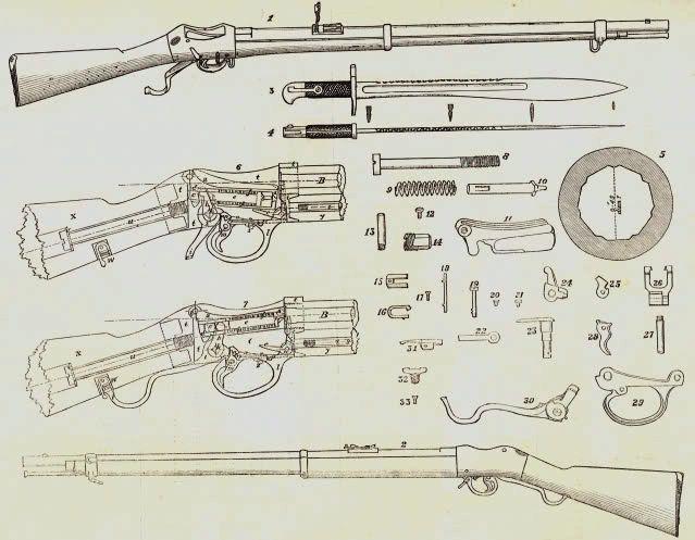 Martini Henry Diagram