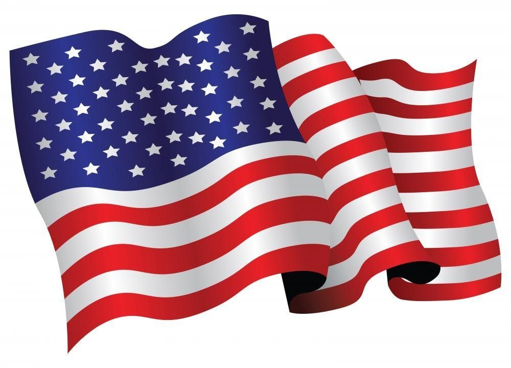 Wallmonkeys American Flag Peel And Stick Wall Decals Wm46404 48 In W X 35 In H For More Information Visit Now This I Flag American Flag Waving American Flag